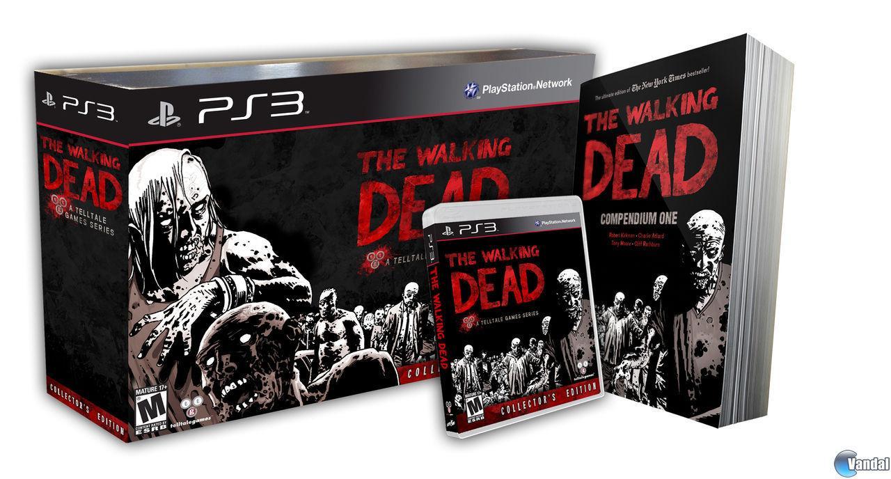 The Walking Dead Edición coleccionista 2012102283712_1
