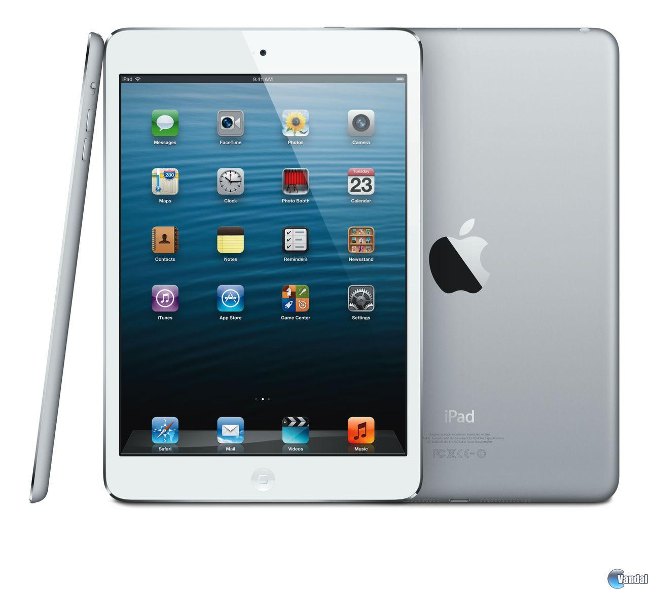 Anunciada la cuarta generacin de iPad y el rumoreado iPad Mini