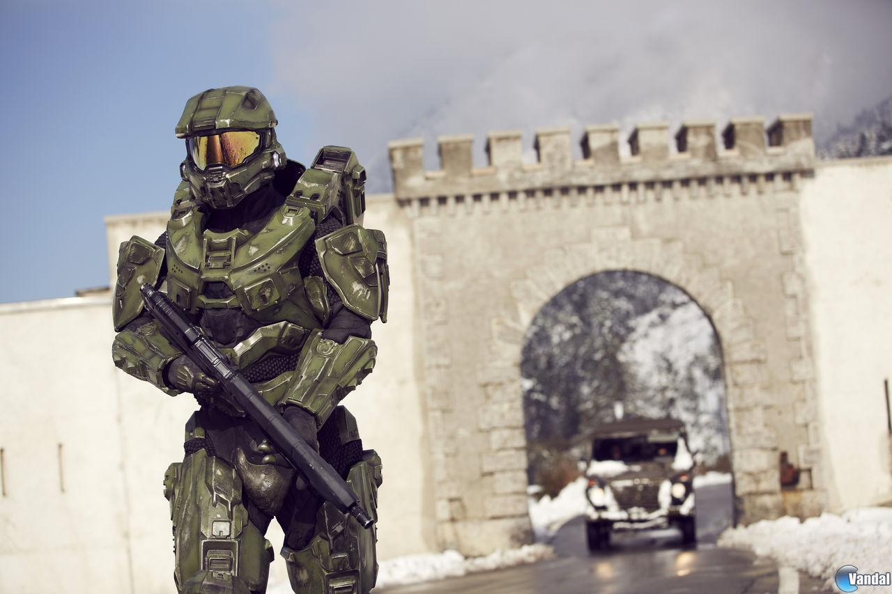 Liechtenstein se transforma para Halo 4