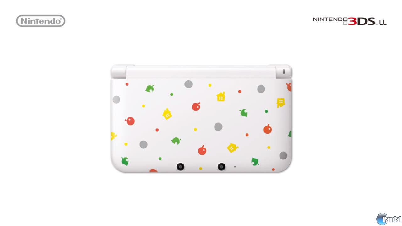 Jap�n recibir� 3 packs y colores especiales de Nintendo 3DS XL