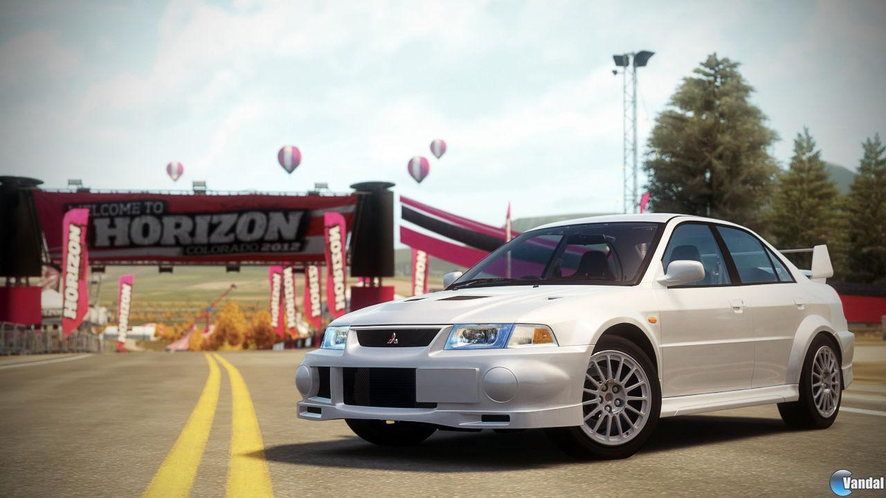 Demostraci�n de Forza Horizon ya disponible