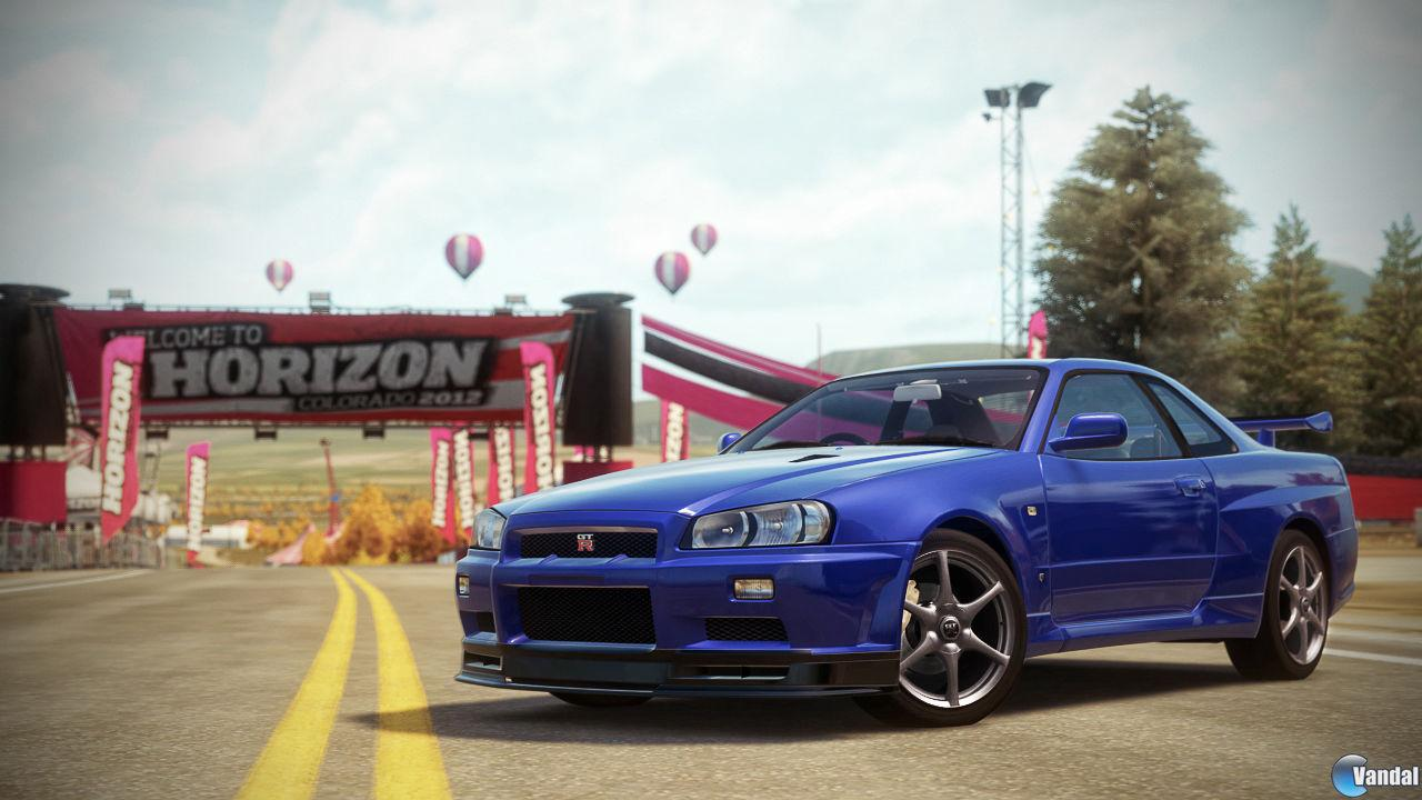 Demostracin de Forza Horizon ya disponible