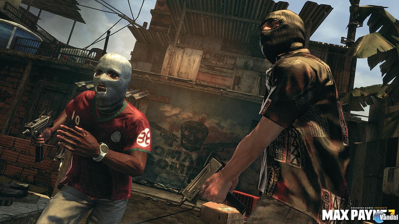 Max Payne 3 se muestra en nuevas imágenes