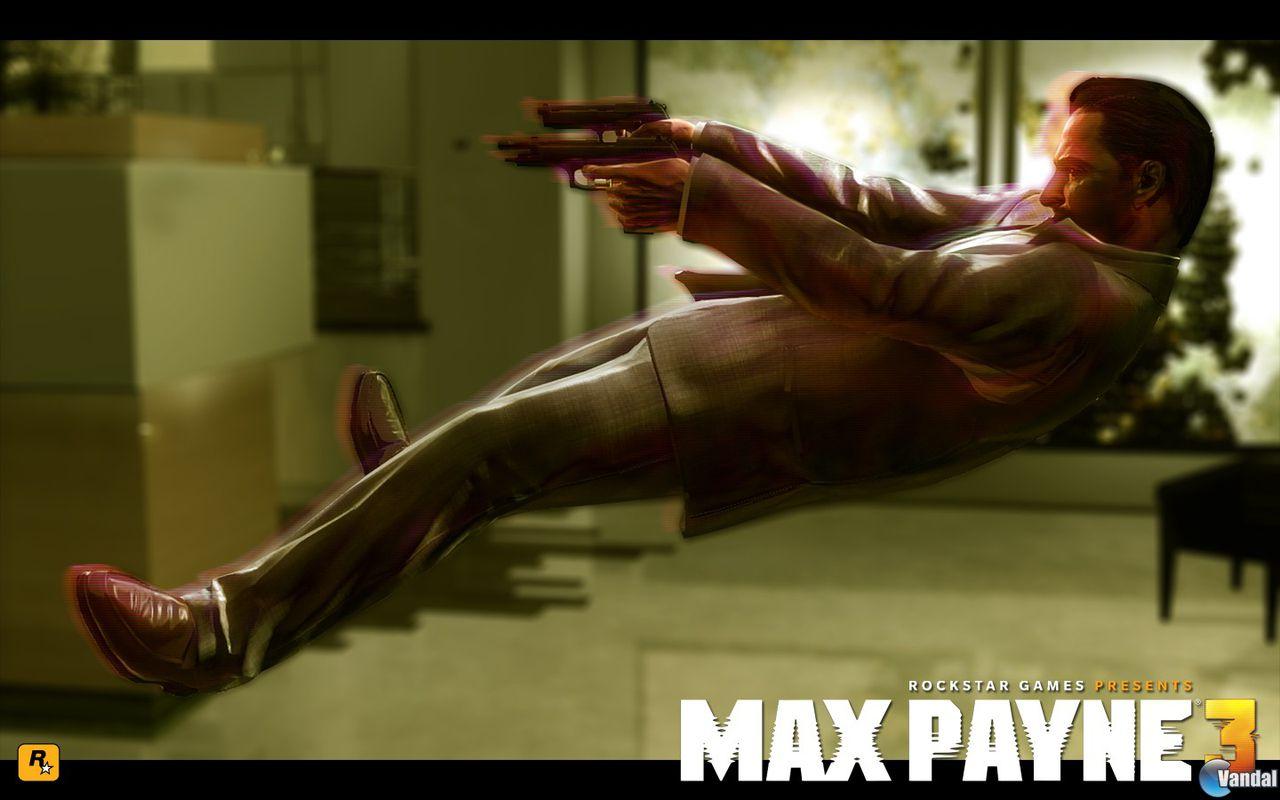 Nuevas imágenes de Max Payne 3