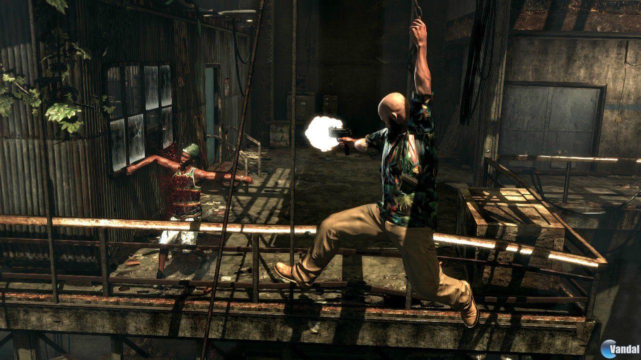Max Payne 3 muestra la violencia de los tiroteos en nuevas imágenes
