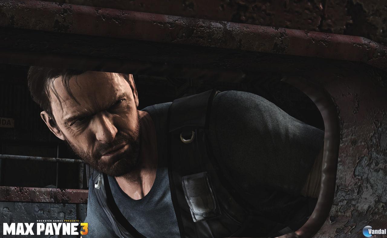 Max Payne 3 se muestra en nuevas imágenes de su versión de PC
