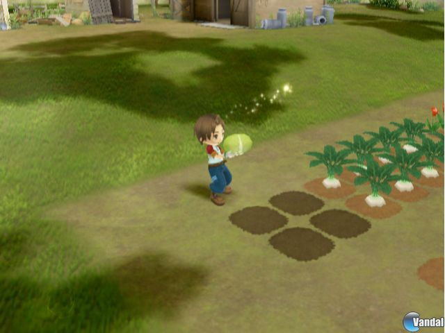 Nuevas im�genes de Harvest Moon: Animal Parade