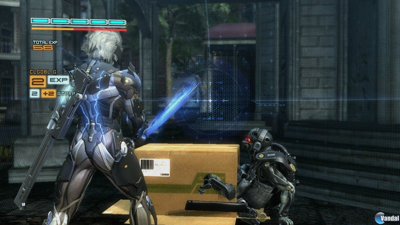 Nuevas imgenes de Metal Gear Rising: Revengeance