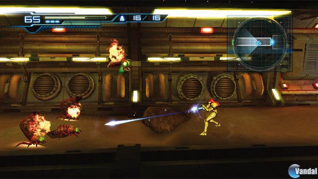 GC: Nuevas imágenes y vídeo de Metroid: Other M