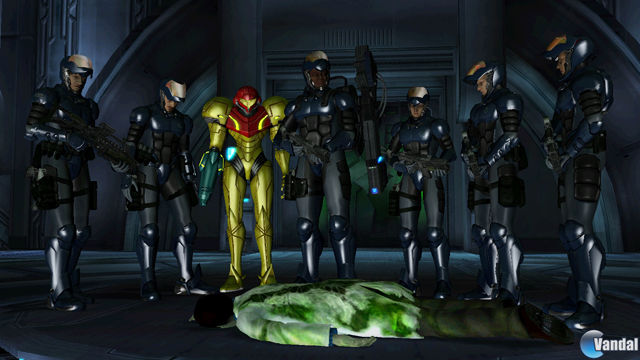 GC: Nuevas imgenes y vdeo de Metroid: Other M