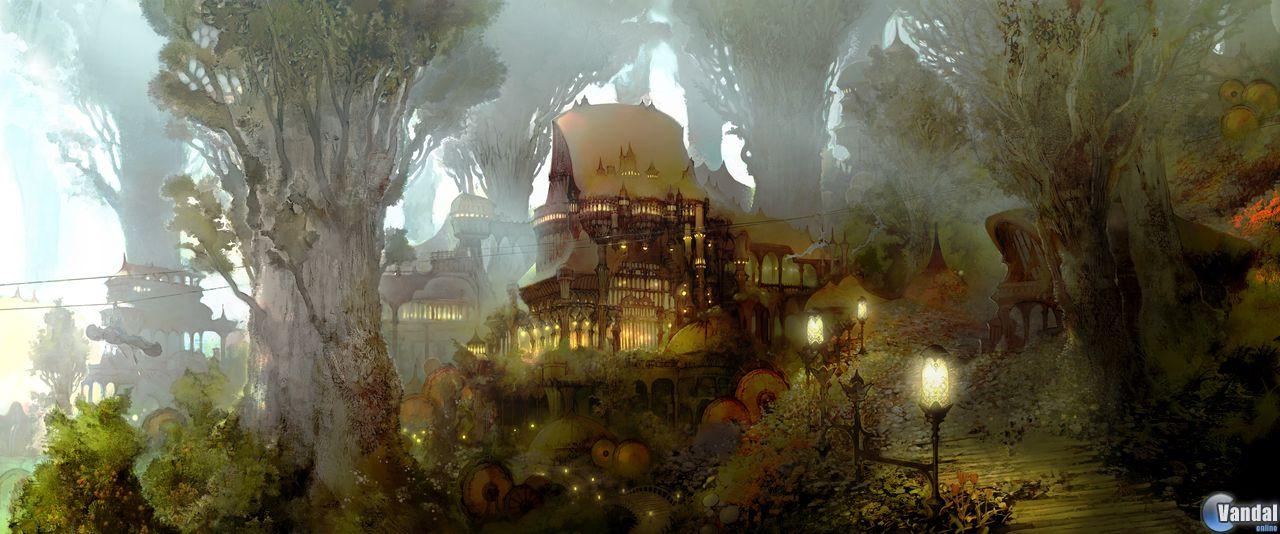 E3: Nuevas imágenes y vídeo de Final Fantasy XIV