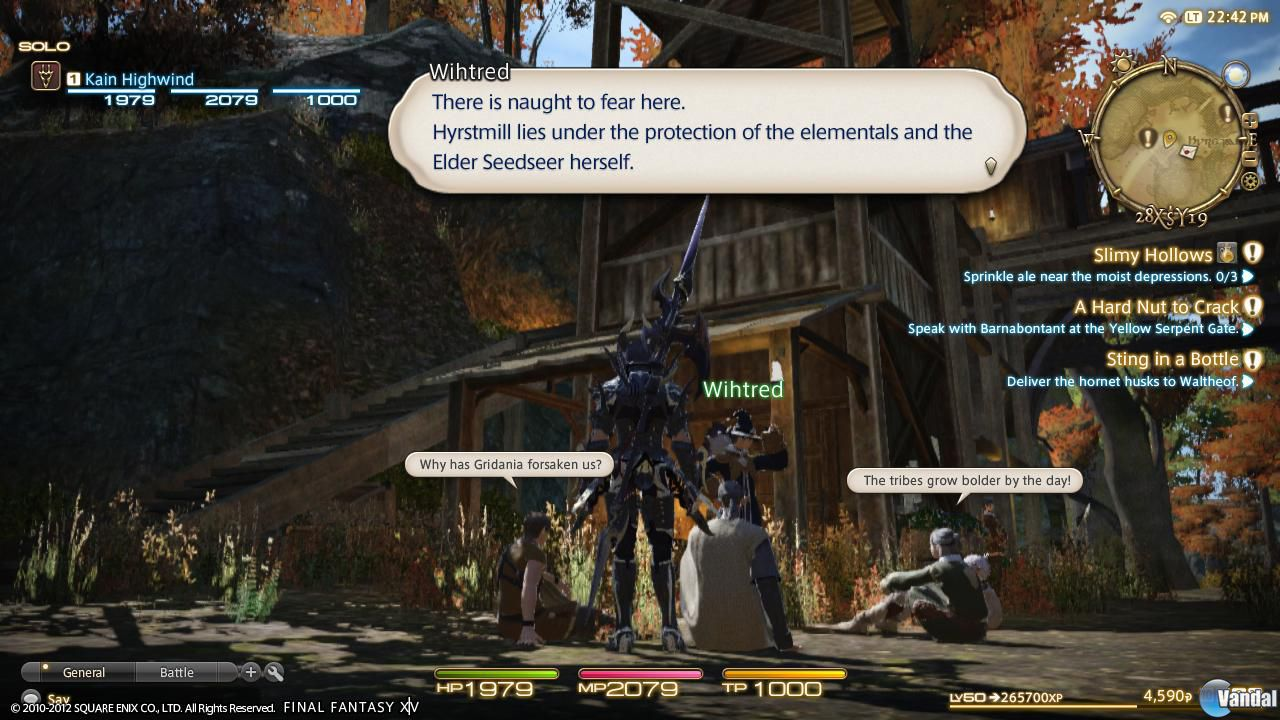 Final Fantasy XIV se muestra en PlayStation 3
