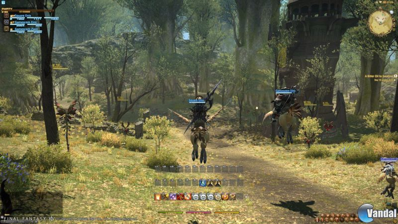 Final Fantasy XIV: A Realm Reborn se muestra en nuevas imgenes