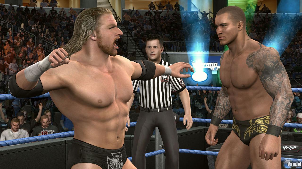 Primeras imágenes y vídeo de WWE Smackdown vs RAW 2010