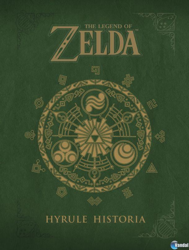 Hyrule Historia fue el libro ms vendido de Amazon durante dos semanas