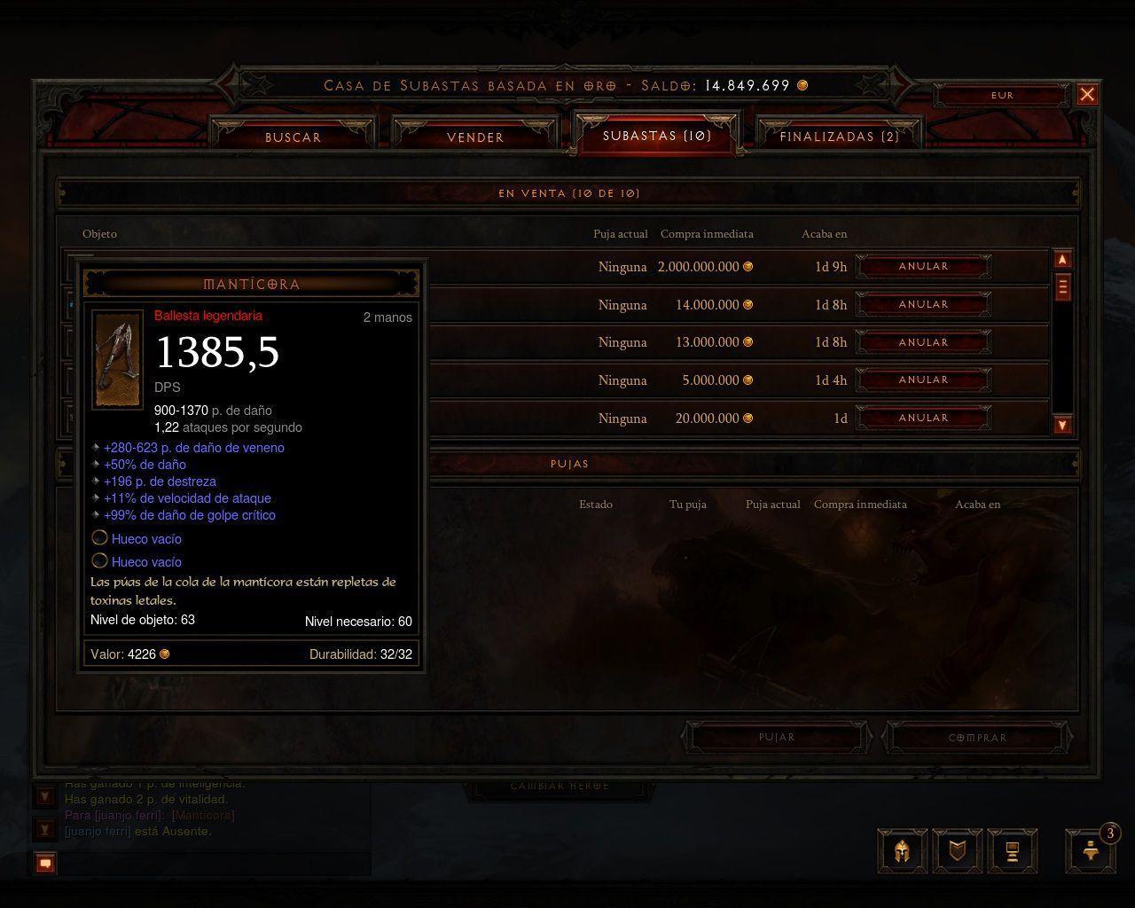 Un español vende por el equivalente a 3.000 euros la mejor arma de Diablo III 20121126175415_3