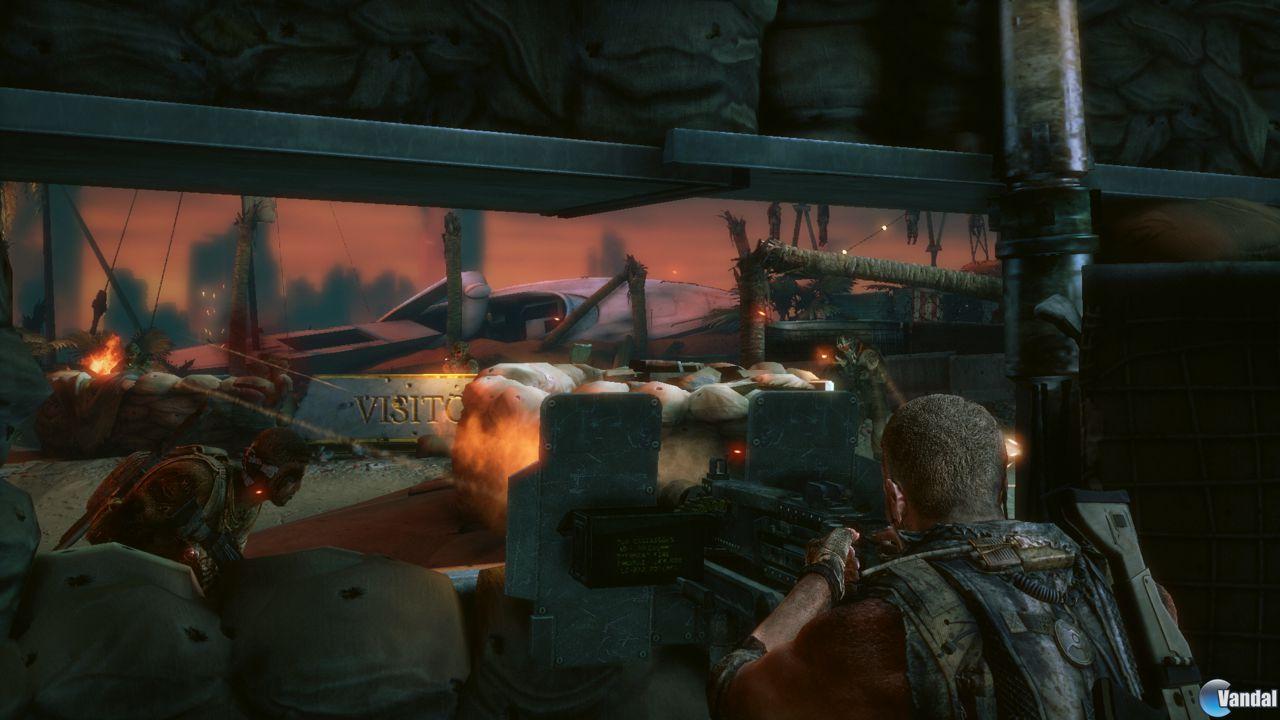 Spec Ops: The Line nuevas imágenes