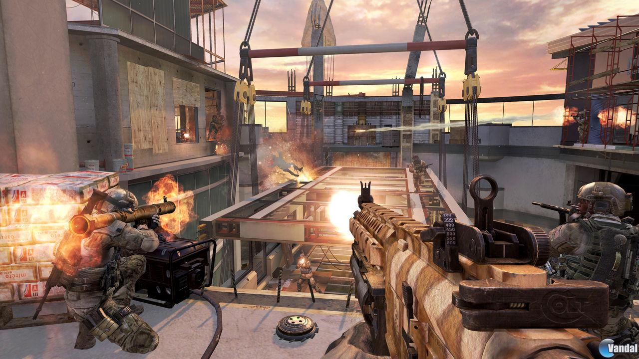Presentado el nuevo mapa 'Overwatch' de Call of Duty: Modern Warfare 3