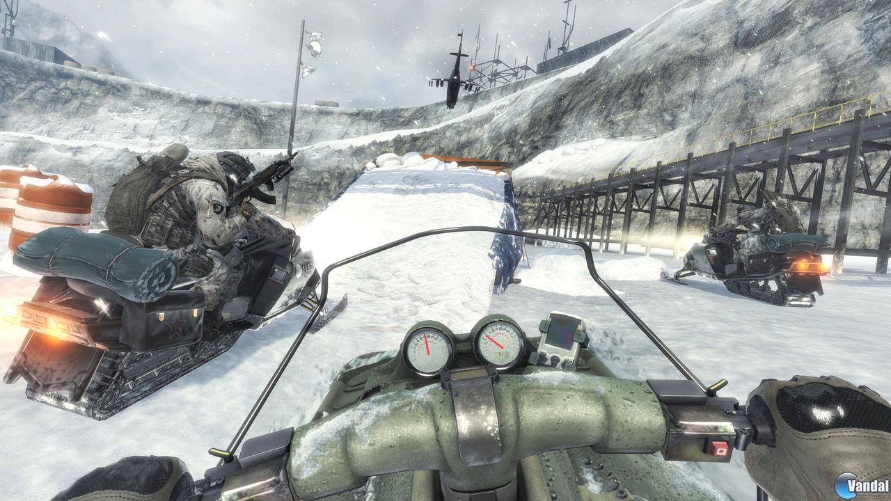 Desveladas im�genes de los pr�ximos contenidos de Modern Warfare 3