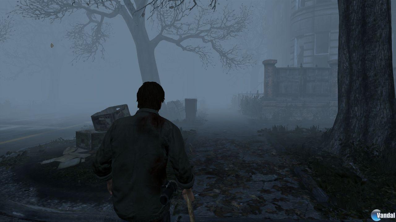 Nuevas imágenes de Silent Hill: Downpour