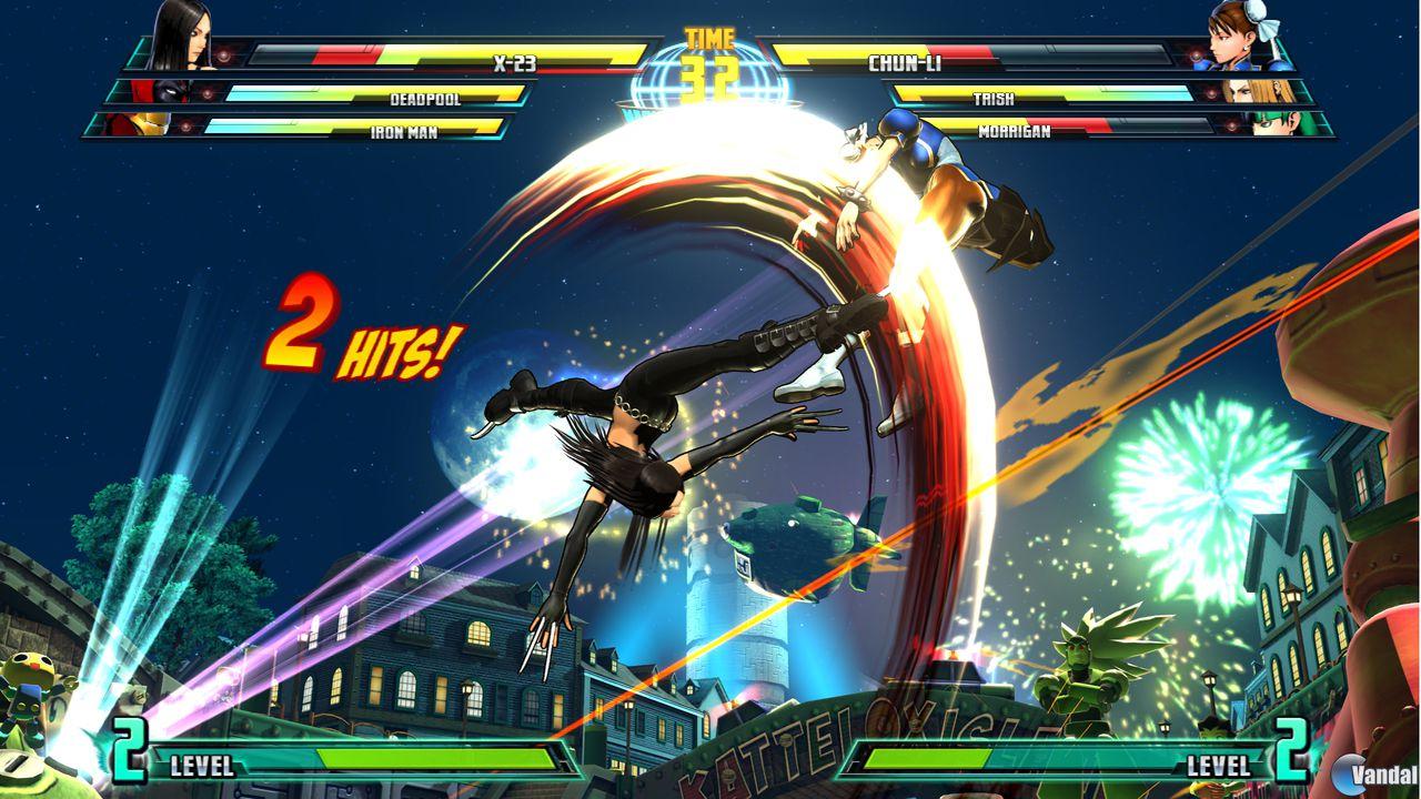 TGS: Tron Bonne y X-23 confirmadas en Marvel vs. Capcom 3