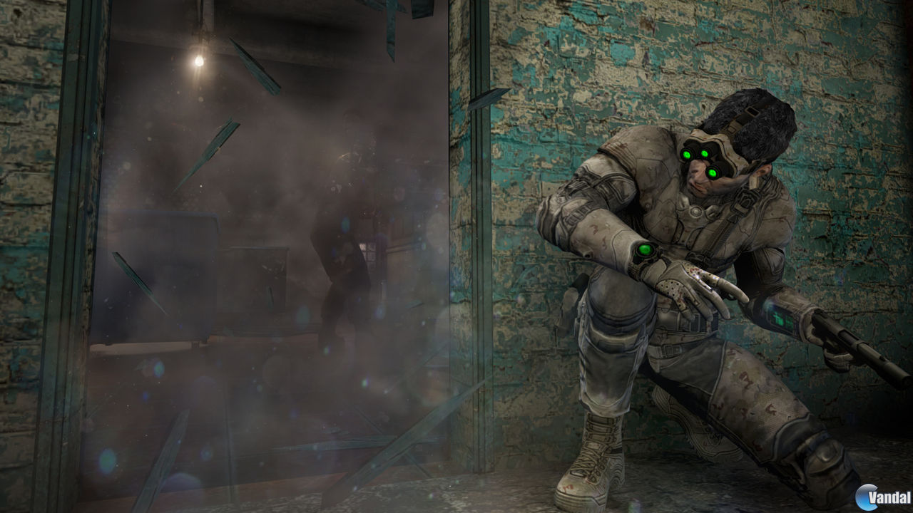 M�s im�genes de Splinter Cell: Blacklist