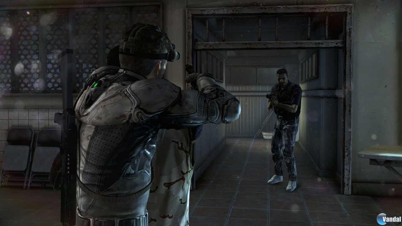 Ms imgenes de Splinter Cell: Blacklist