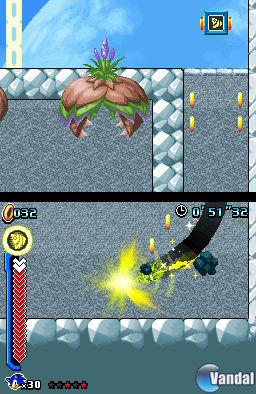 GC: Nuevas imágenes de Sonic Colours