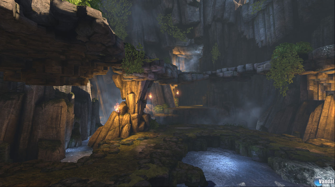 Nuevas imágenes de Sorcery