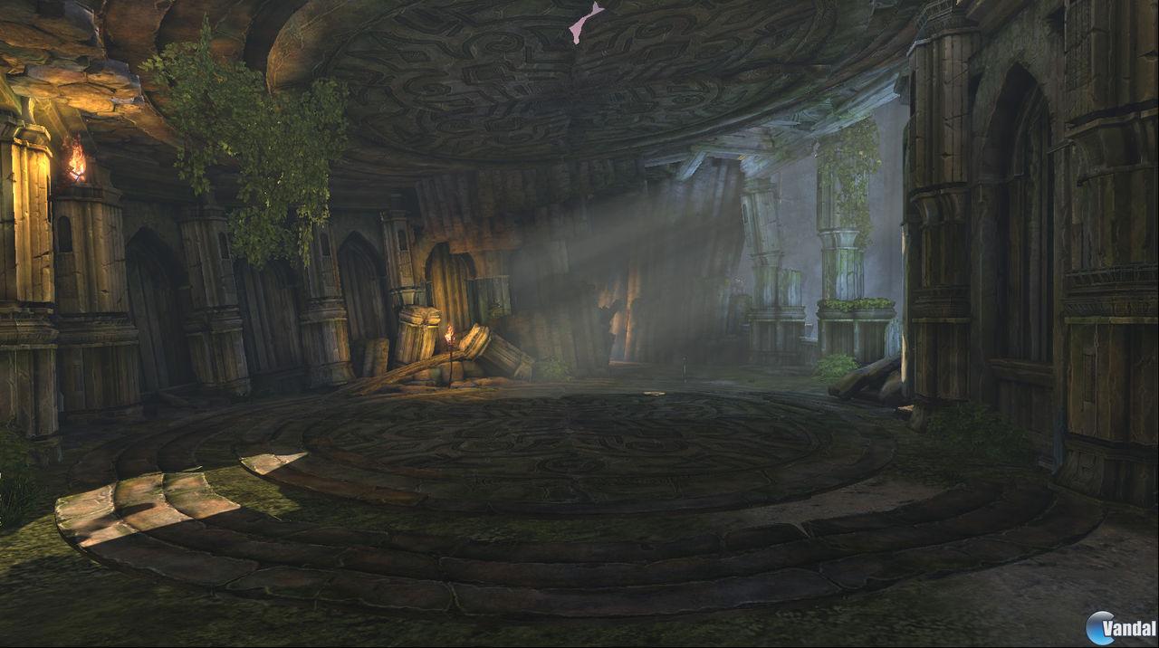 Nuevas im�genes de Sorcery