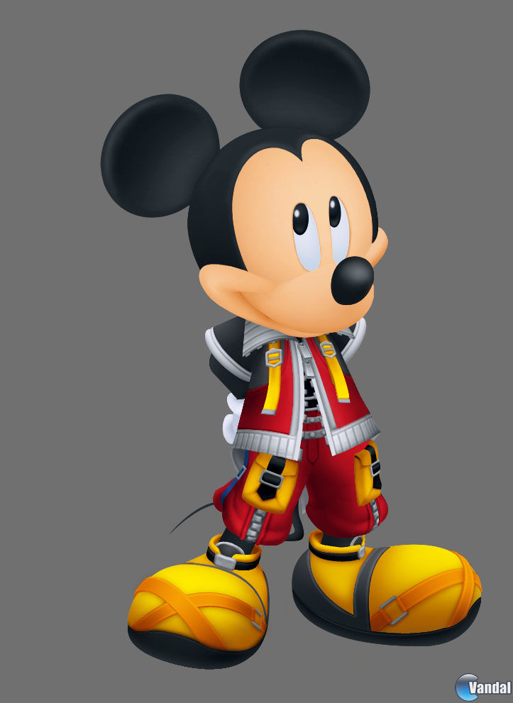 Square Enix presenta La Red de TRON: Legacy en Kingdom Hearts 3D: Dream Drop Distance
