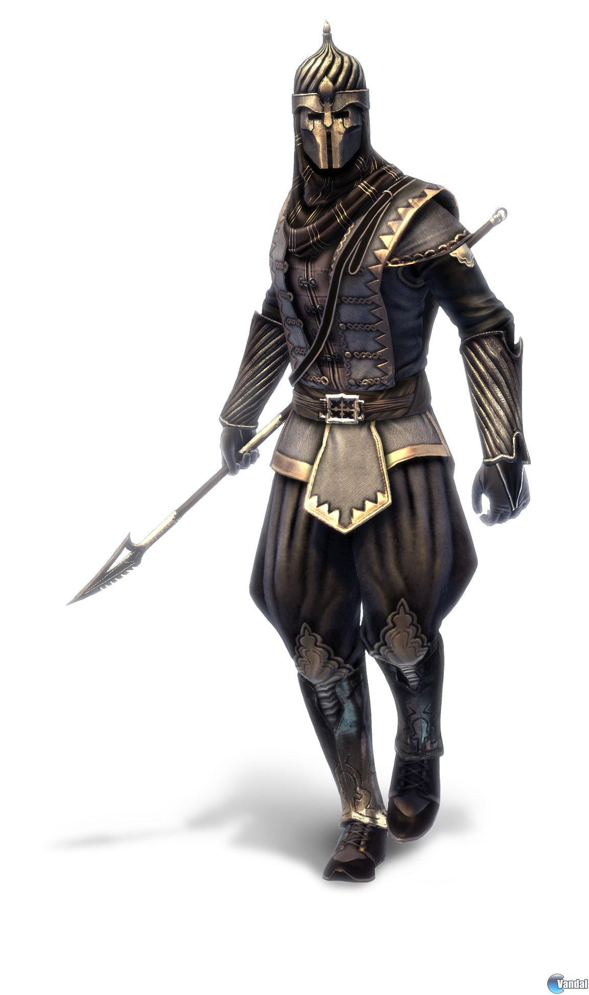 Se desvelan algunos de los personajes del multijugador de Assassin's Creed Revelations