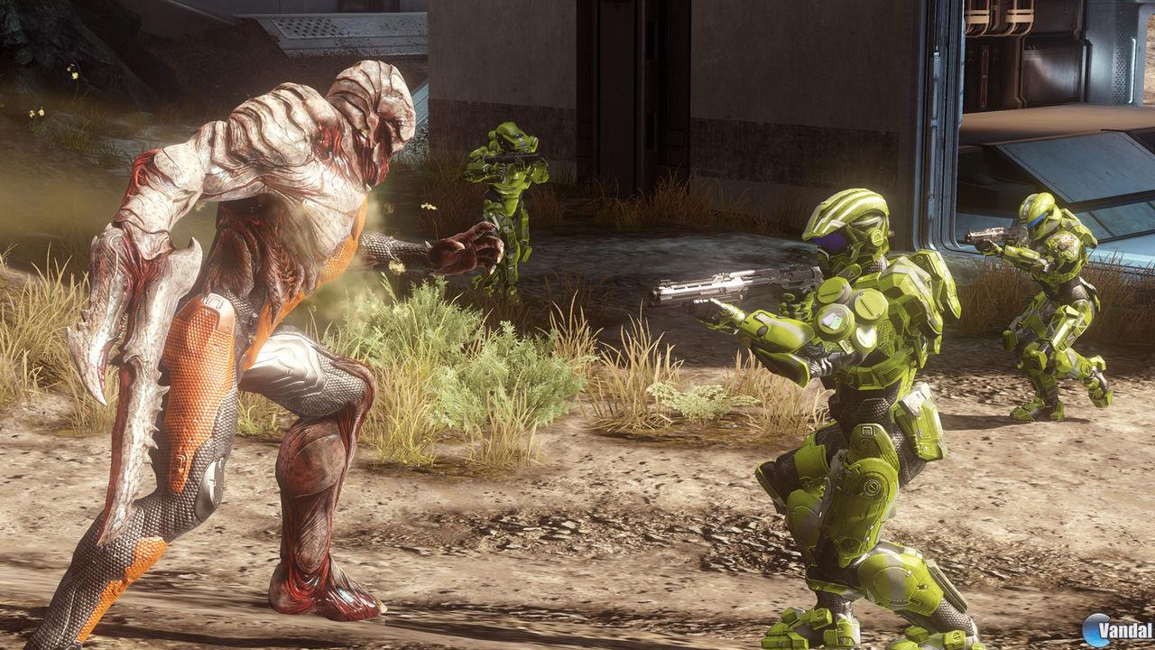 [N] Imágenes Del Modo 'Flood' De Halo 4