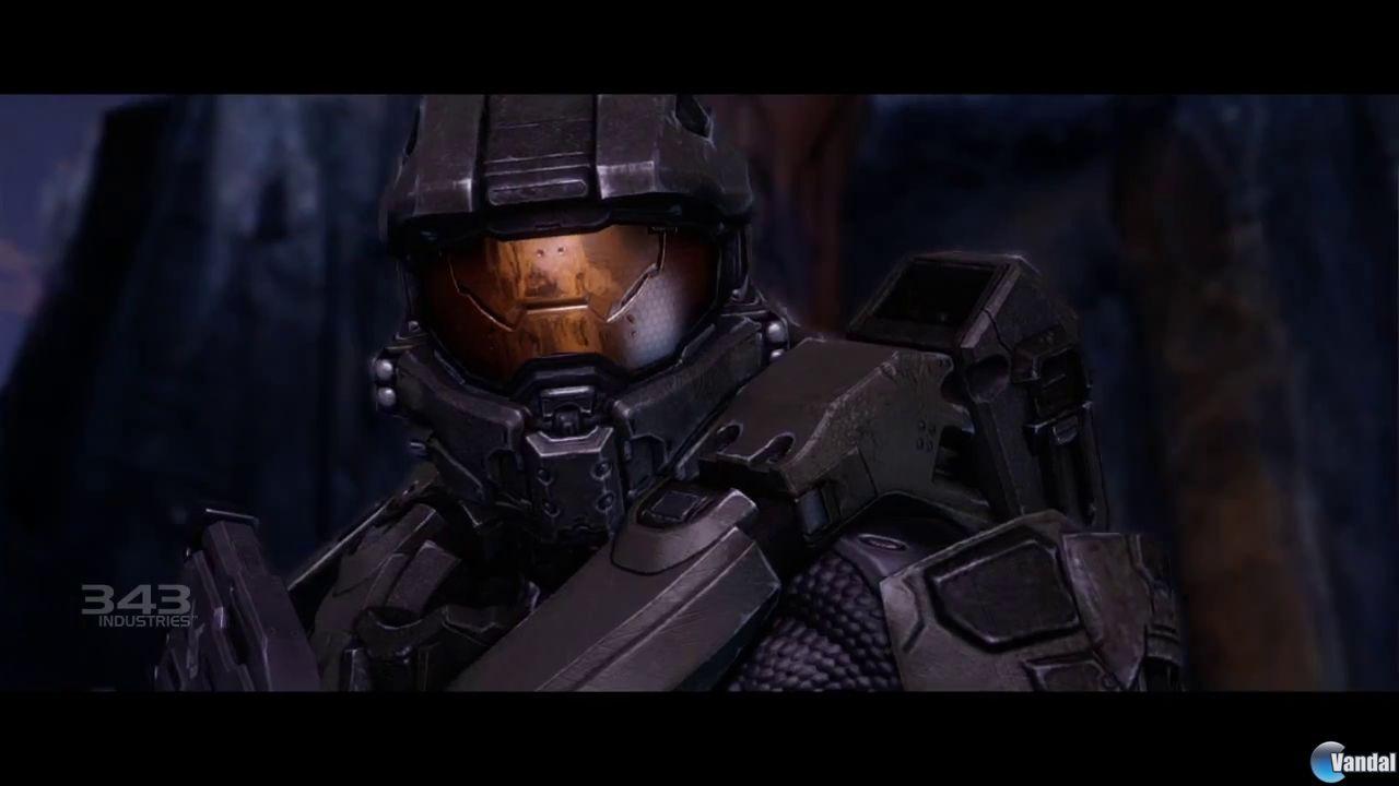 Capturas del primer tráiler con jugabilidad de Halo 4