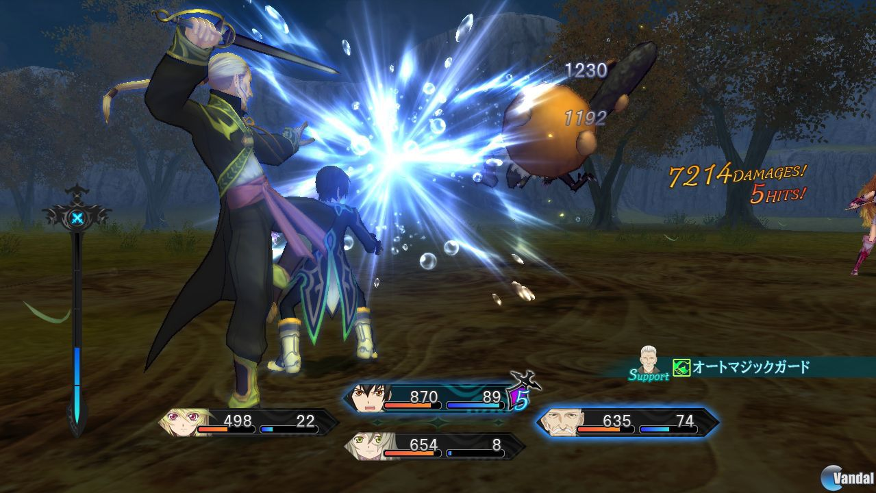 Nuevas imgenes Tales of Xillia 