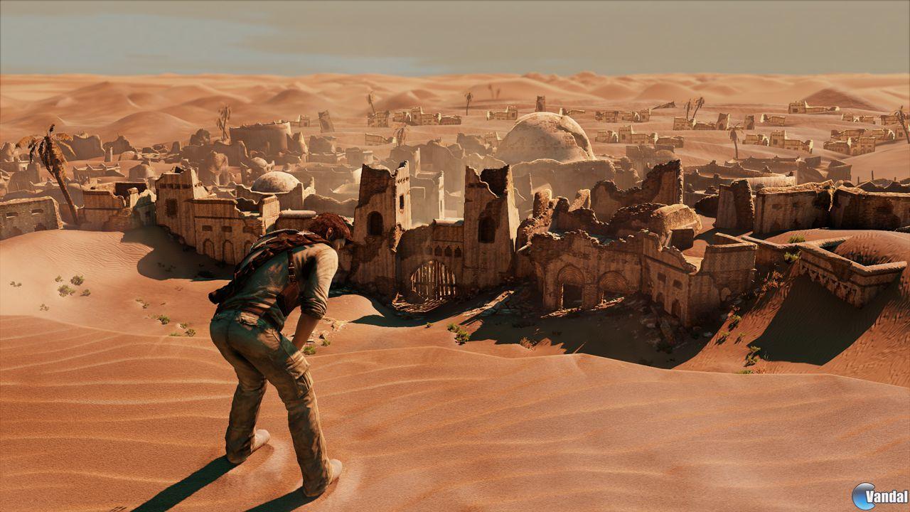 Uncharted 3: La Traición de Drake tendra entre 8 y 9 horas de duración 2011107165424_4