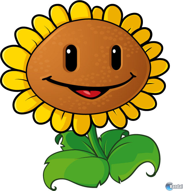 Plants vs.Zombies Sunflower