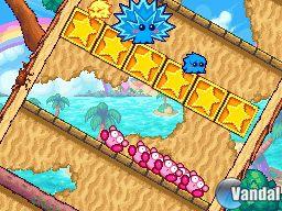 Nuevas im�genes de Kirby Mass Attack