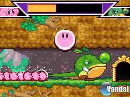 Nuevas imágenes de Kirby Mass Attack