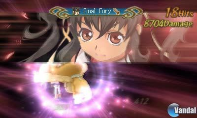 Nuevas imgenes de Tales of the Abyss