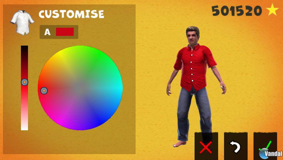 Los combates de realidad aumentada de Reality Fighters se muestran en nuevas imágenes
