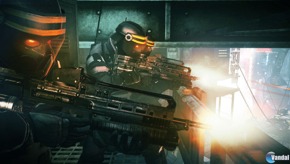 Vdeo y nuevos detalles de Killzone Mercenary