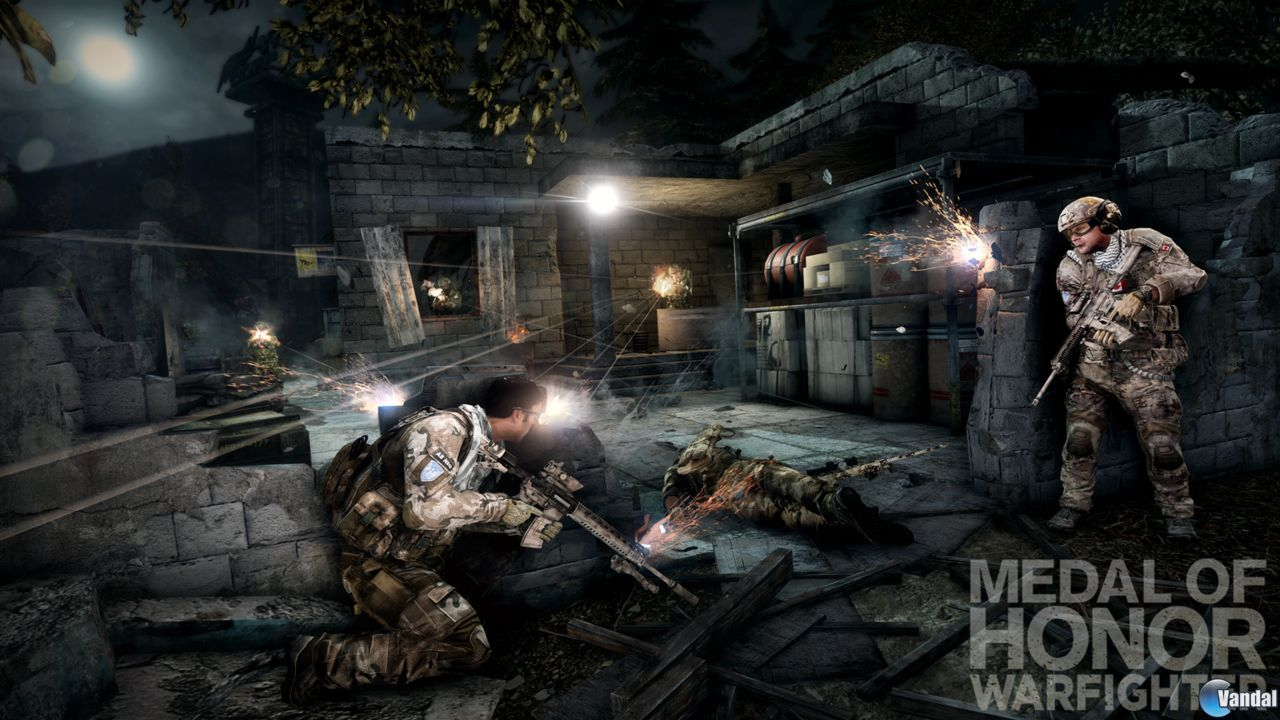 Anunciada la beta abierta de Medal of Honor: Warfighter