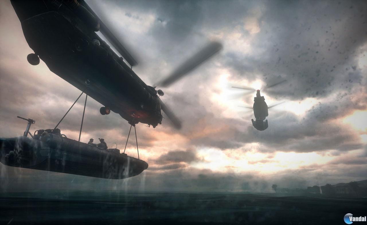 Medal of Honor: Warfighter se muestra en nuevas imágenes