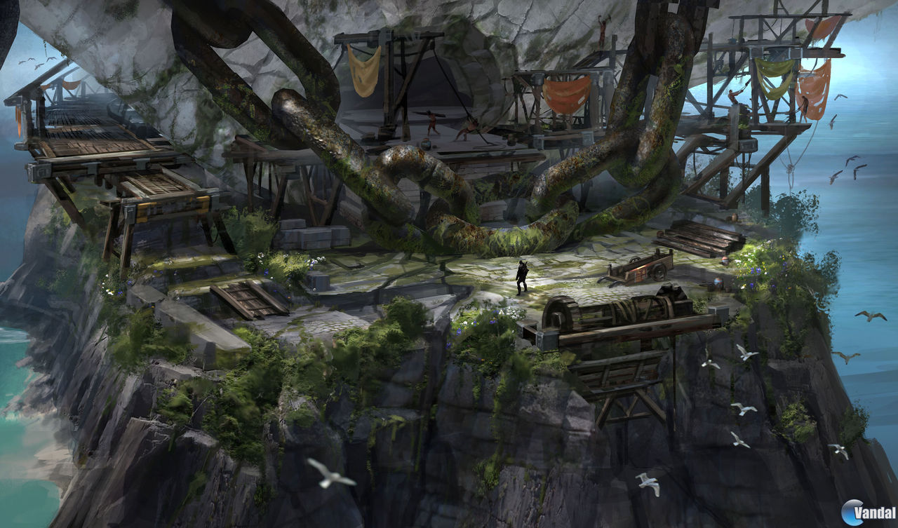 Sony Santa Monica presenta nuevas ilustraciones de God of War: Ascension