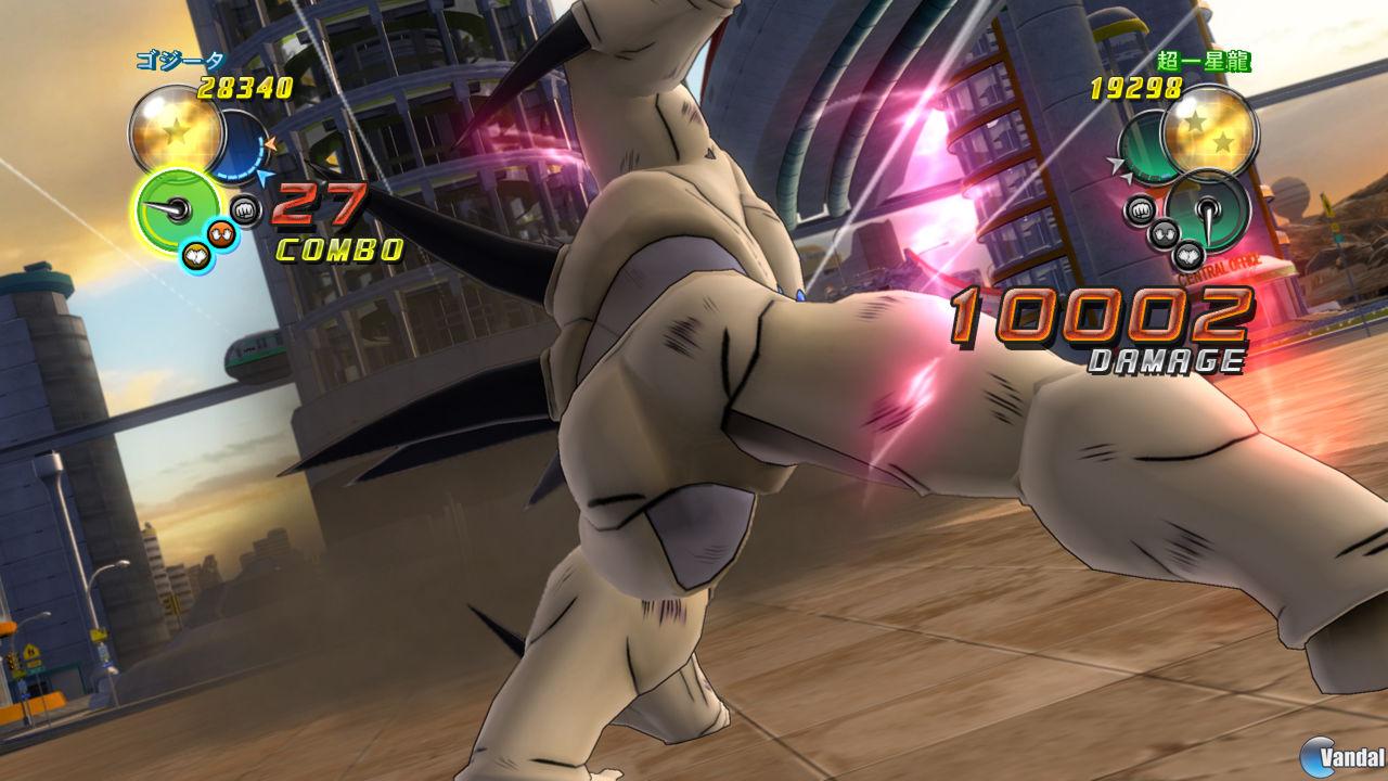 Dragon Ball Z Ultimate Tenkaichi se muestra en nuevas imágenes y un tráiler