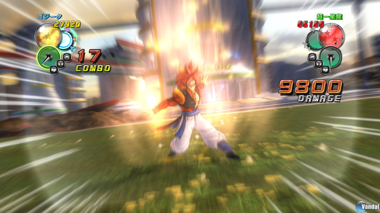 Dragon Ball Z Ultimate Tenkaichi se muestra en nuevas imgenes y un triler