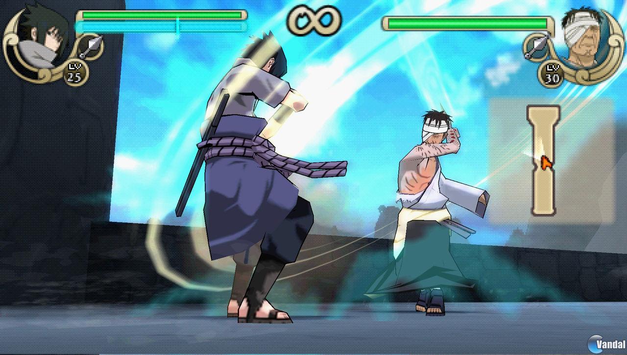 ultimate ninja impact