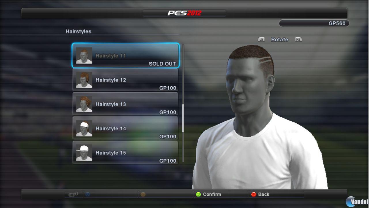 Pro Evolution Soccer 2012 se muestra en nuevas imágenes
