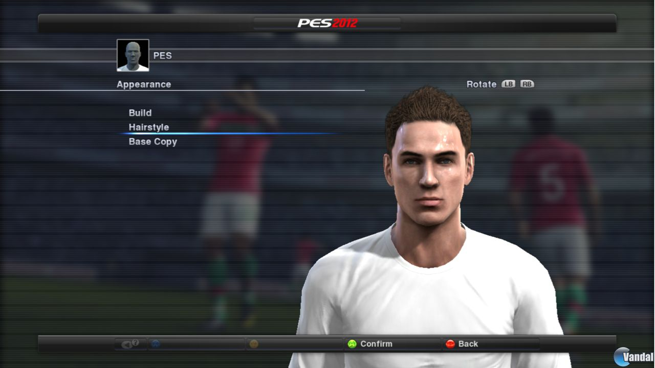 Pro Evolution Soccer 2012 se muestra en nuevas imgenes
